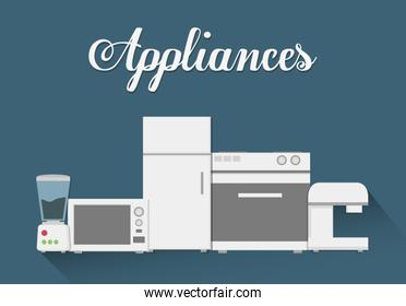 Technology home appliances