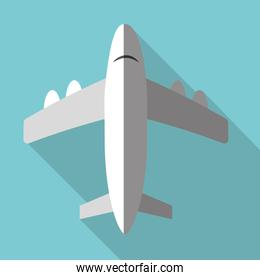 Airplane , vacations and travel