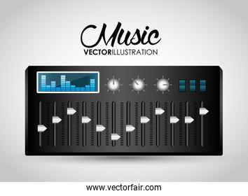 Music technology equipment