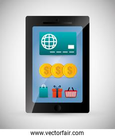 Payment icons design