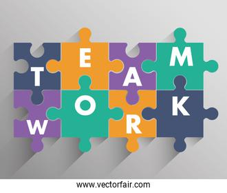 Teamwork and puzzle design