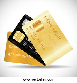 Payment with credit card design