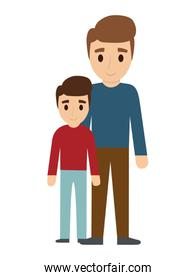 Father and son family design