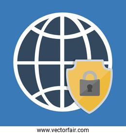 Global and security system design