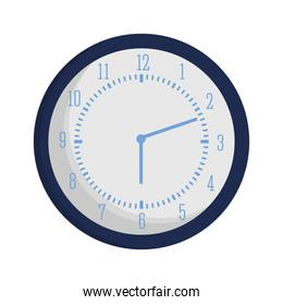 Isolated time clock design