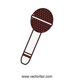microphone music icon image