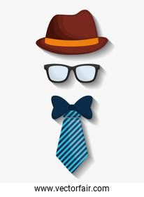 hat and hipster items image
