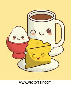 kawaii food icon image