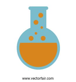chemistry flask icon
