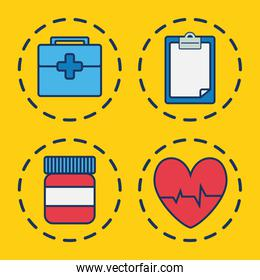 medical related icons