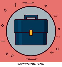 business briefcase icon