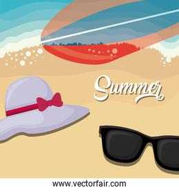Summer season design