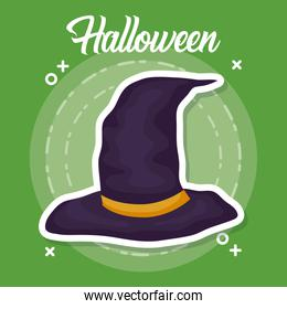 Halloween celebration design