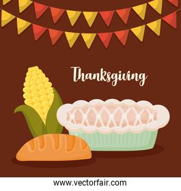 food for thanksgiving day