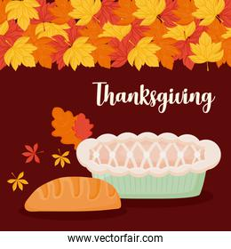 delicious food for thanksgiving day