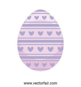 decorated egg of easter