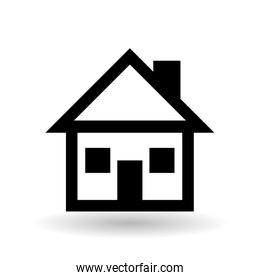 house icon design , vector illustration
