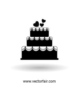 bakery  icon design , vector illustration