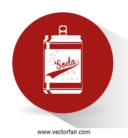 drink design over white background, vector illustration
