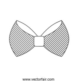 single bowtie icon image