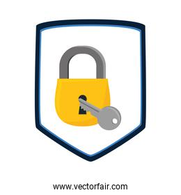 security or safety related icons image