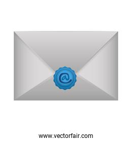 envelope and mail design