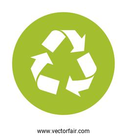 Green signal recycle environment care