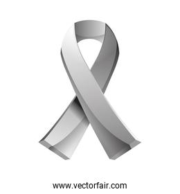 awareness ribbon icon image