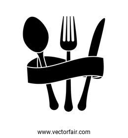 contour cutlery with elastic icon image