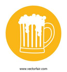 beer related emblem icon image