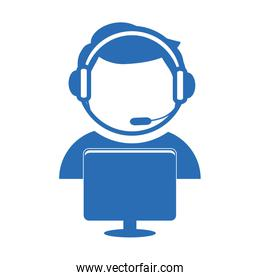 technical support assistant design