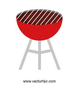 barbecue grill  vector design