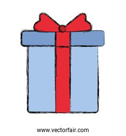 gift vector illustration