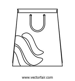 Corporate Brand shopping bag