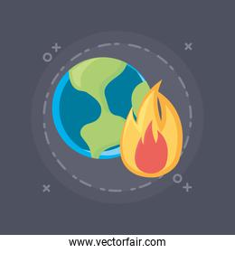 Ecology and earth planet