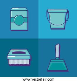 house cleaning design