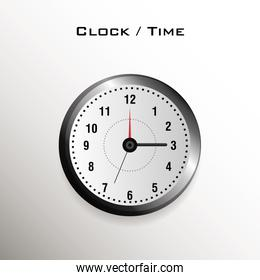 clock and time design