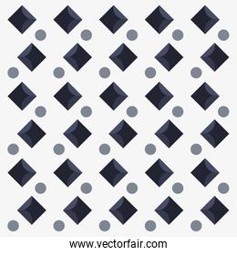 geometric background design icon vector ilustration