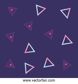 gradient background geometric abstract