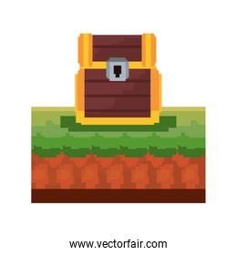 treasure chest award video game