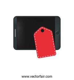 smartphone tag price market shopping