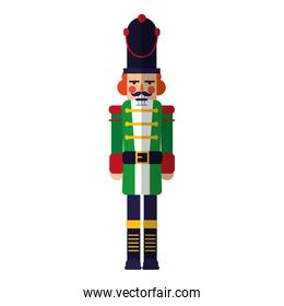 nutcracker christmas toy character decoration
