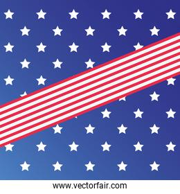 american flag national background pattern