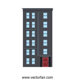 building urban structure