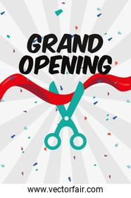 commercial grand opening