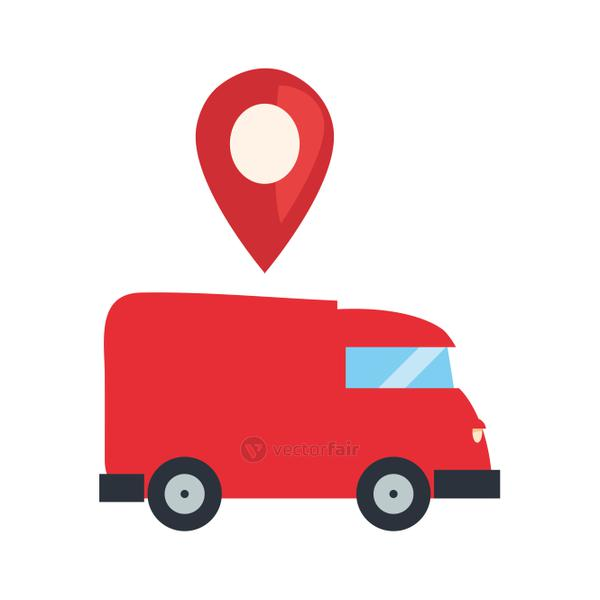 fast delivery related icon vectorillustrate