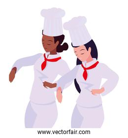 people chef food preparation cooking