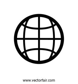 Sphere global isolated