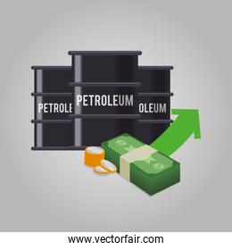 Oil and petroleum industry
