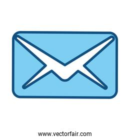 Email or mail symbol